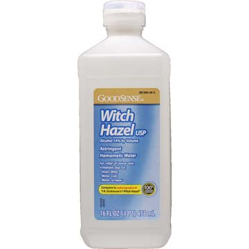 Witch Hazel USP Hamamelis Water Astringent