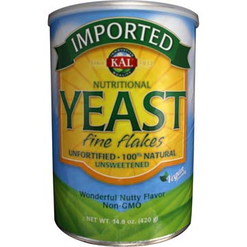 Nutritional Yeast Fine - Imported | Unfortified-Unsweetened