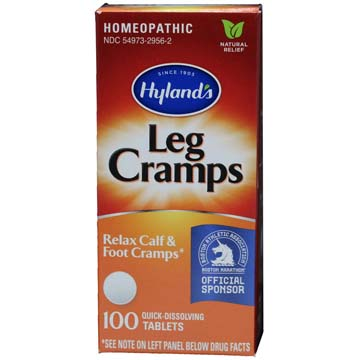 Hylands Leg Cramps with Quinine