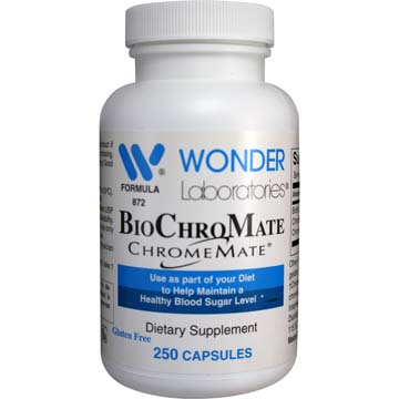 BioChroMate® | Healthy Blood Sugar Support