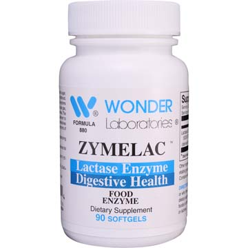 Zymelac - Lactase Enzyme for Digestive Health