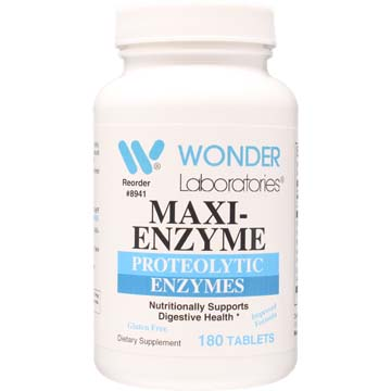 Maxi-Enzyme | Proteolytic Enzymes