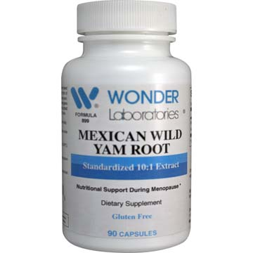 Mexican Wild Yam Root | Standardized 10:1 Extract