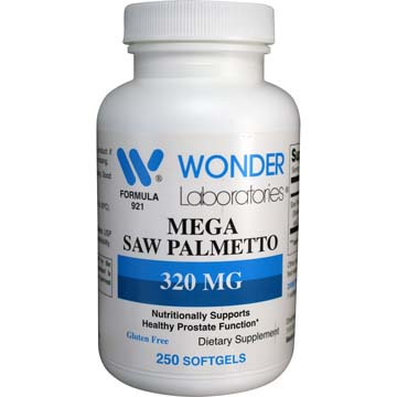 Mega Saw Palmetto