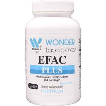 EFAC Plus | Healthy Joint Function Support - Esterified Fatty Acid Complex