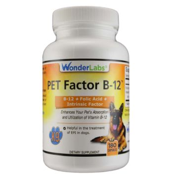 PET Factor B-12 w/ Intrinsic Factor