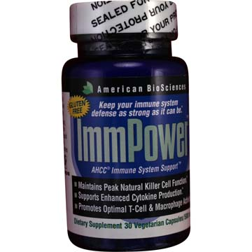 ImmPower™ AHCC® Immune System Support™