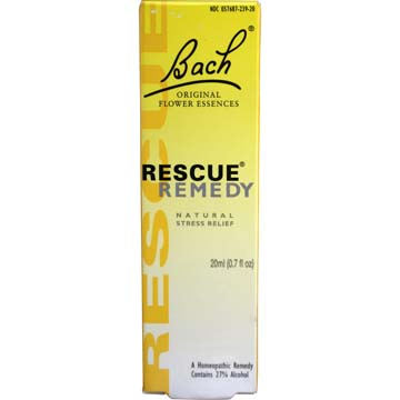Rescue&reg; Remedy Drops Bach&reg; Original<br>Flower Essences