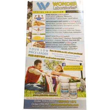 WonderLabs Product Catalog