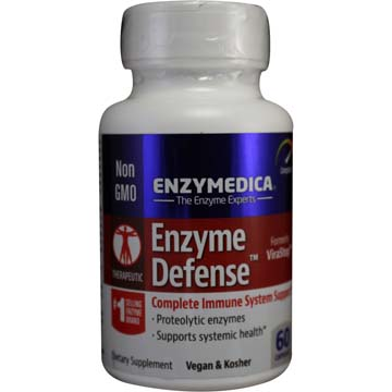 Enzyme Defense ™ | Complete Immune System Support