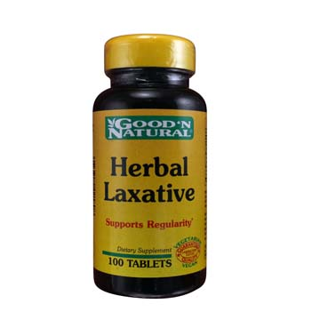 Herbal<br>Laxative<br>Tablets