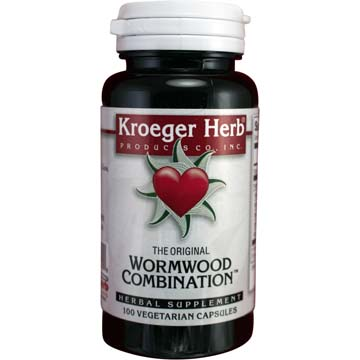 The Original Wormwood Combination - Herbal Supplement