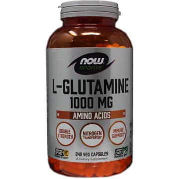 L-Glutamine 1000 mg Double Strength