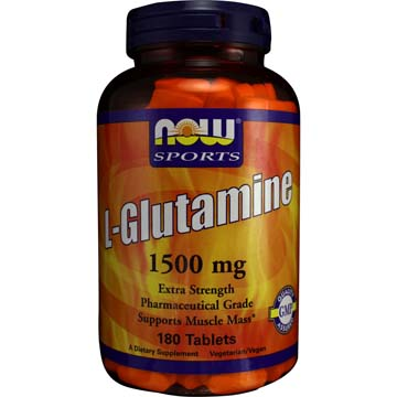 L-GLUTAMINE 1500 MG High Potency Pharmaceutical Grade Supports Muscle Mass**