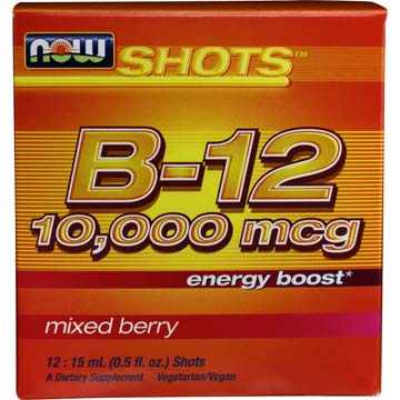 B-12 10,000 mcg Energy Boost Shots