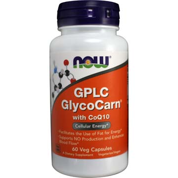 GPLC GlyconCarn® with CoQ10