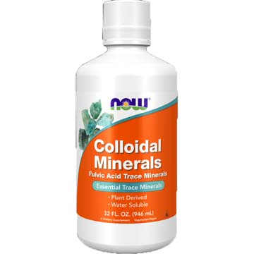 Colloidal Minerals Essential Trace Minerals