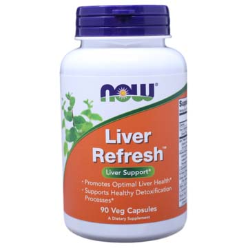 Liver Refresh - Promotes Optimal Liver Health