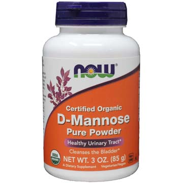D-Mannose Pure Powder | Healthy Urinary Tract
