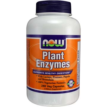 Plant Enzymes Supports Healthy Digestion**