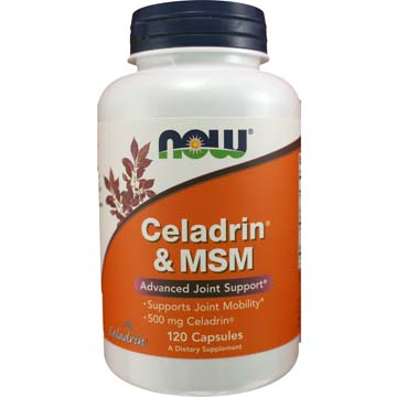 Celadrin® and MSM Advanced Joint Support