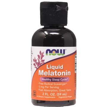Liquid Melatonin - Healthy Sleep Cycle