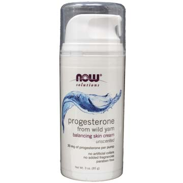 Natural Progesterone - Liposomal Skin Cream