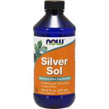 Silver Sol | Patented Silver Supplement
