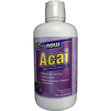 Acai Juice SuperFruit Antioxidant**