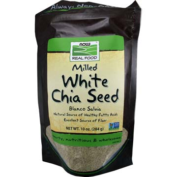 CHIA SEED MEAL Blanco Salvia White Chia Seed Meal