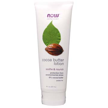 Cocoa Butter Lotion Natural Moisturizer