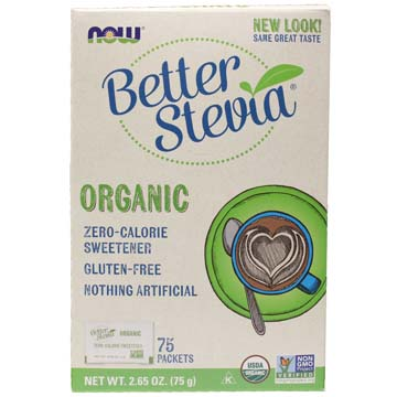 Better Stevia 75 Packets