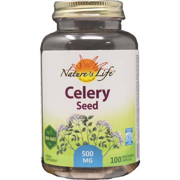 Celery Seed | Supports Liver Health and Digestion
