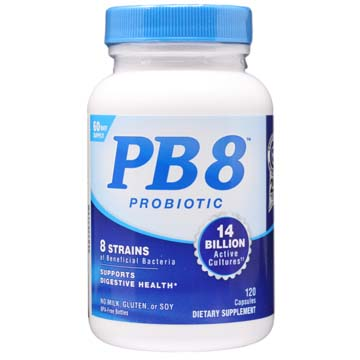 PB 8 Probiotic, 14 Billion Active Cultures