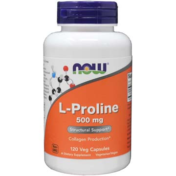 L-Proline 500 mg | Joint Health