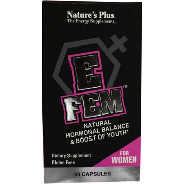 E FEM - Natural Hormonal Balance & Boost of Youth
