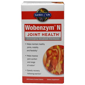 Wobenzym®N Joint Health | Clinically Studied Formula