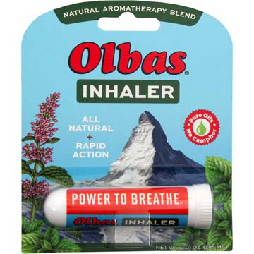 Natural Olbas Inhaler | POWER to Breathe
