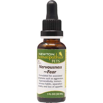 Nervousness-Fear Liquid Treatment for Pets