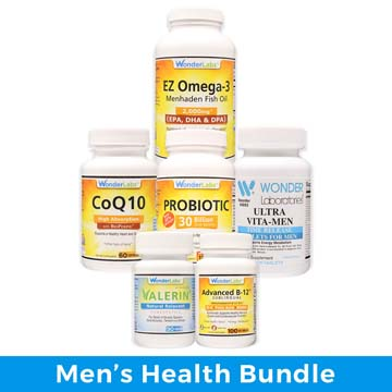 Health Essential Vitmains for Men