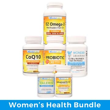 Health Essential Vitamins for Women