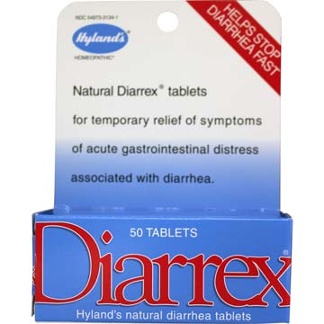 Diarrex 100% Natural Relief from Diarrhea