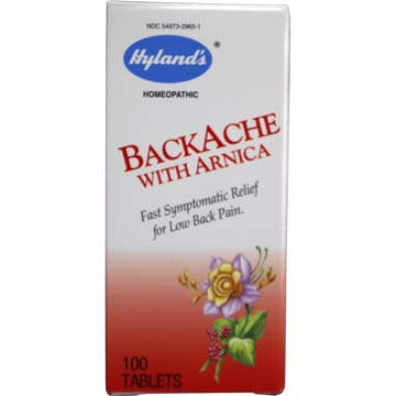 Backache with Arnica by Hyland's®