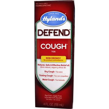 Defend™ Cough for Adults & Children
