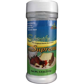 Powdered Stevia Supreme by Stevita®