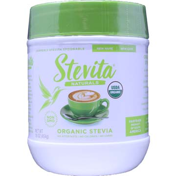 Stevita® Spoonable Stevia - All Natural Sweetener