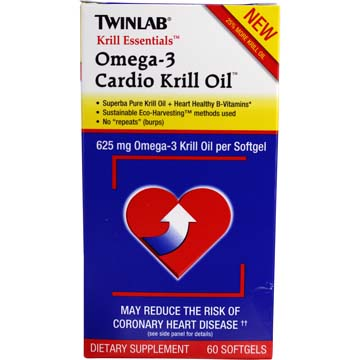 Krill Essentials™ Omega-3 Cardio Krill Oil