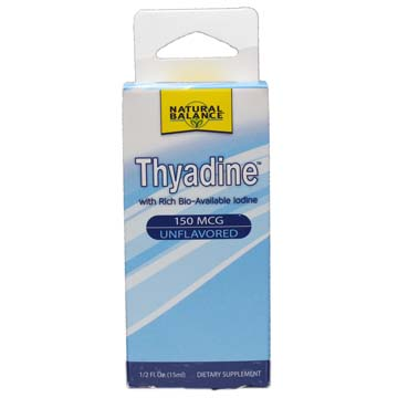 Thyadine™ w/ Rich Bio-Available Iodine | 150 mcg