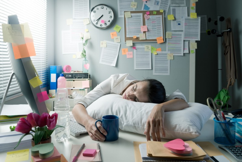 "3 Possible Causes for Feeling ""Tired All the Time"""
