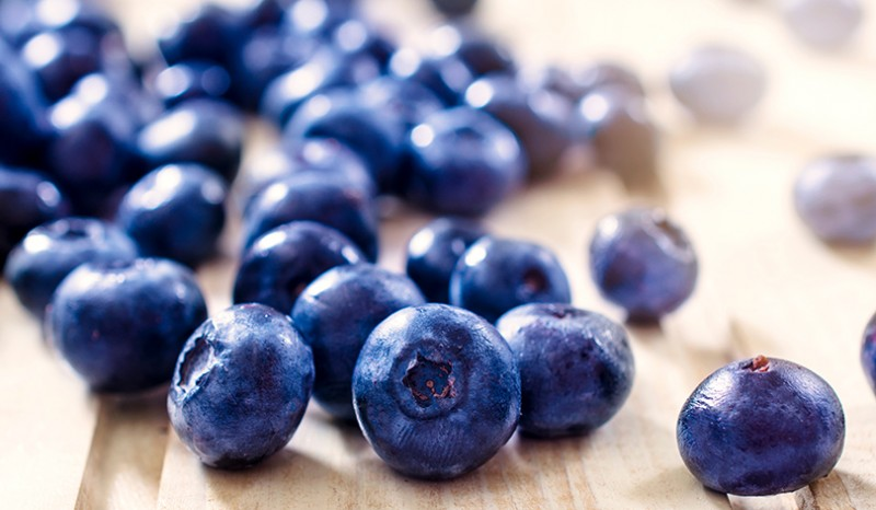 5 Bountiful Benefits of Blueberries